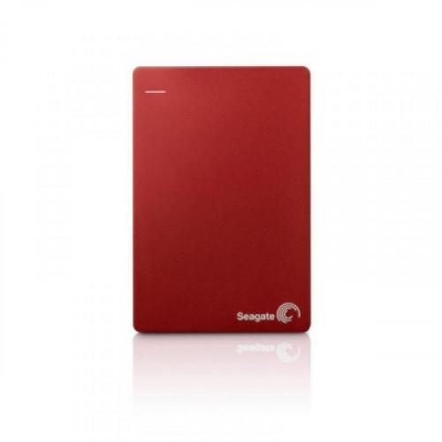 "Портативный HDD Seagate Original USB 3.0 1Tb STDR1000203 BackUp Plus Portable Drive 2.5"" красный"
