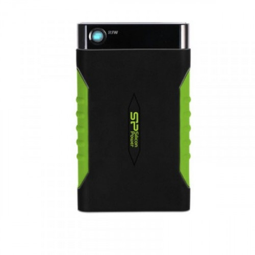 "Портативный HDD Silicon Power USB 3.0 1Tb SP010TBPHDA15S3K 2.5"" черный"