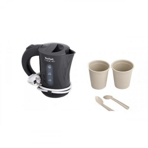 Чайник Tefal KO120B30 серый 0.5 литра