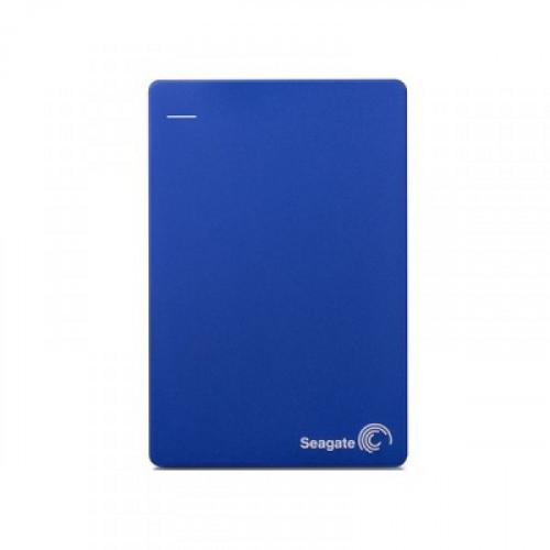 Портативный HDD Seagate Backup Plus 1TB USB 3.0(STDR1000202)синие, 2,5