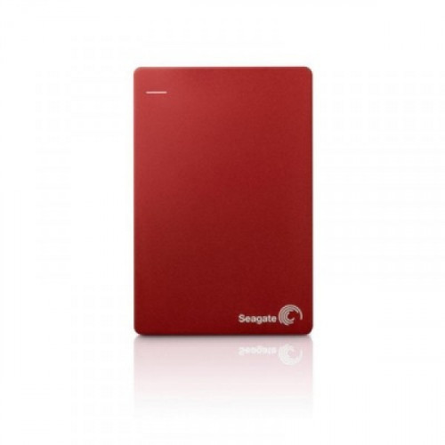 Портативный HDD Seagate Backup Plus 1TB USB 3.0(STDR1000203)красные, 2,5