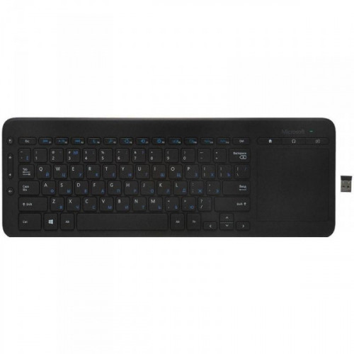 Клавиатура Microsoft N9Z-00018 All-in-One Media Keyboard