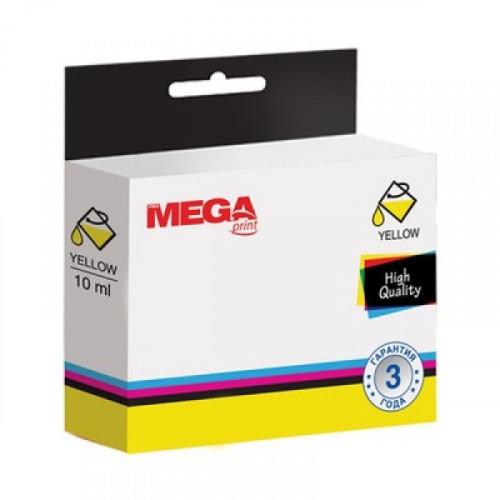 Картридж струйный ProMega T1294 C13T12944011 желтый совместимый