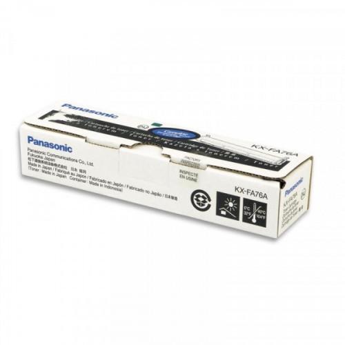 Тонер-картридж Panasonic KX-FA76A черный оригинальный