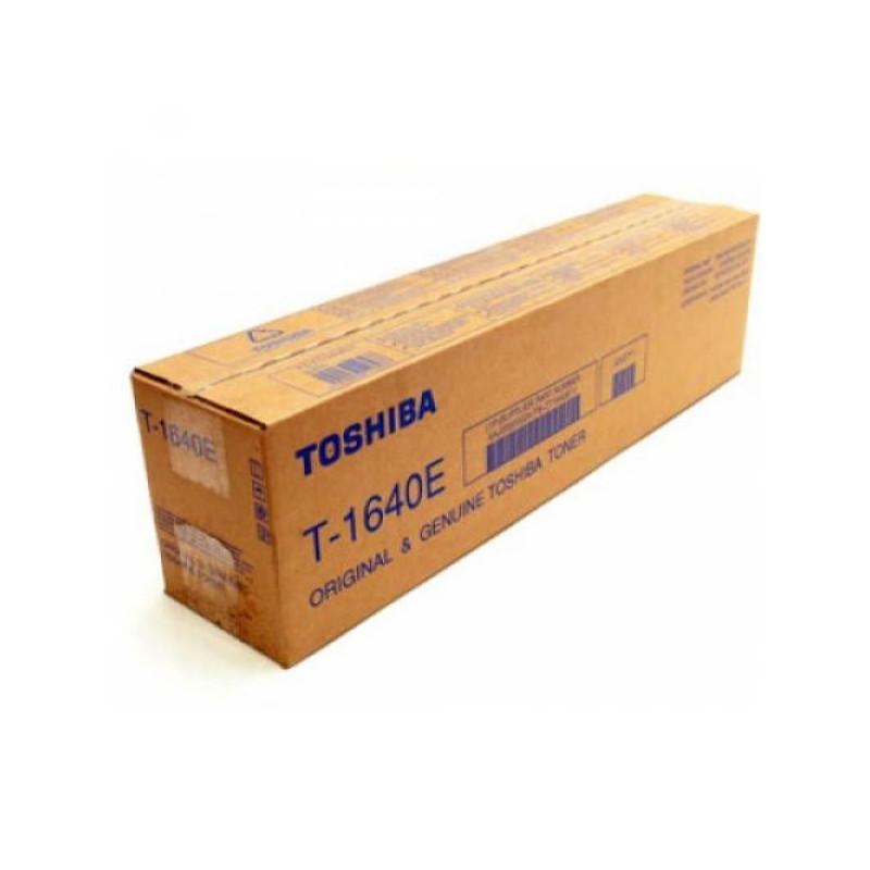 Тонер Toshiba T-1640E черный оригинальный