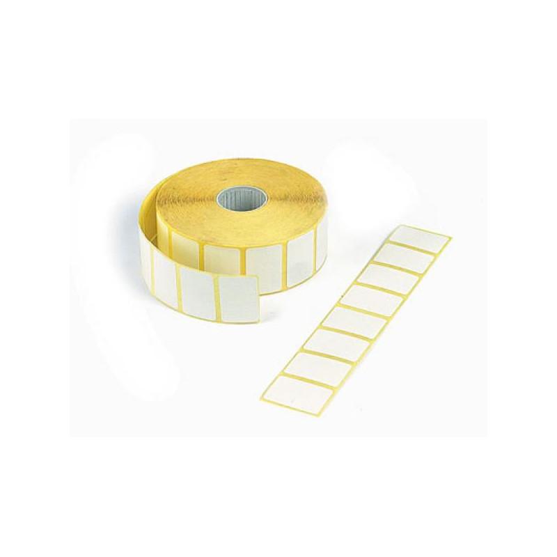 Термоэтикетки 29х20 эко без печати 2000 штук/рулон 36 рулонов/упаковка