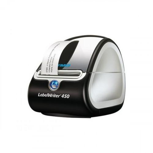 Принтер Label DYMO LW450 USB 51 этикетка в минуту 300dpi