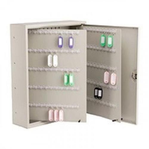 Метал.Мебель SHUH RU KB-250 шкаф д/ключей ключ.зам.,380х120х480
