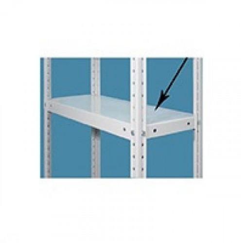 Металлический комплект дополнительных полок к стеллажам МС264 и МС265 4 штуки