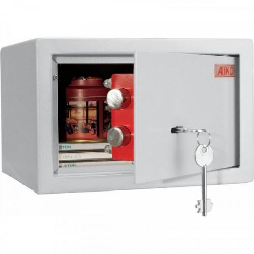 Мебельный сейф AIKO Т-17 ключевой замок
