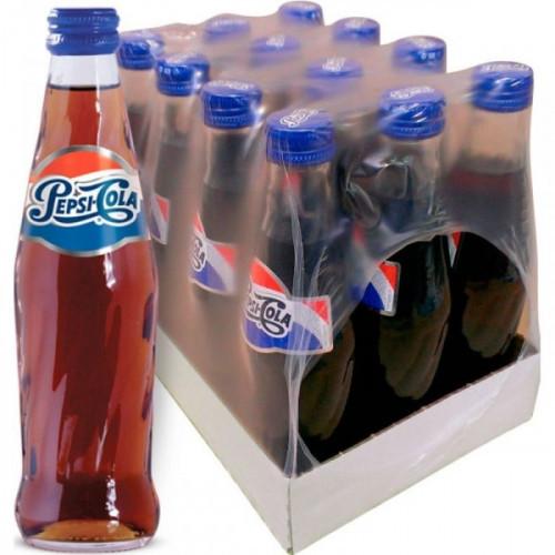 Напиток Pepsi газированный 0.25 литра 12 штук в упаковке