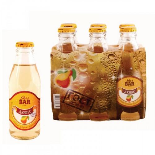 Напиток Star-bar Дюшес газированный 0.175 литра 6 штук в упаковке