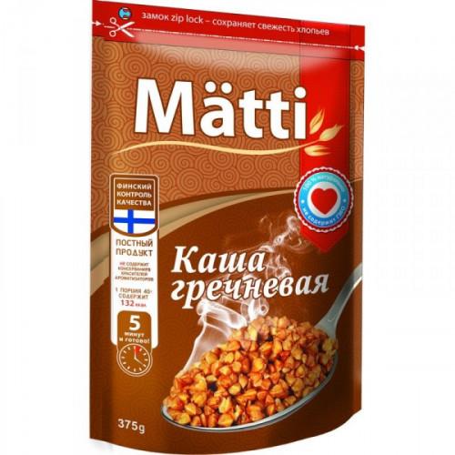 Каша Matti гречневая