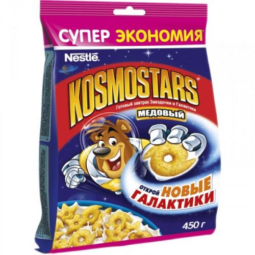 Колечки Kosmostars с медом 450 грамм
