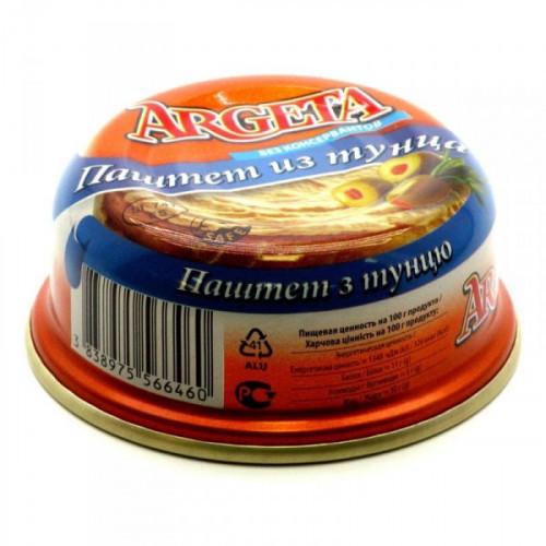 Тунец Argeta паштет 95 грамм