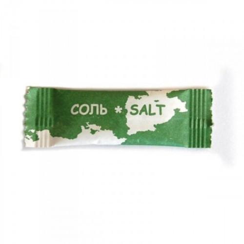 Соль Материк поваренная в стиках 800 штук по 1 грамму