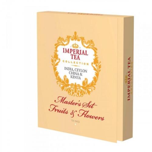 Чай Императорский фруктовый ассорти 90 пакетиков