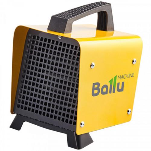 Тепловая пушка Ballu, 3000Вт, квадратная, желтая