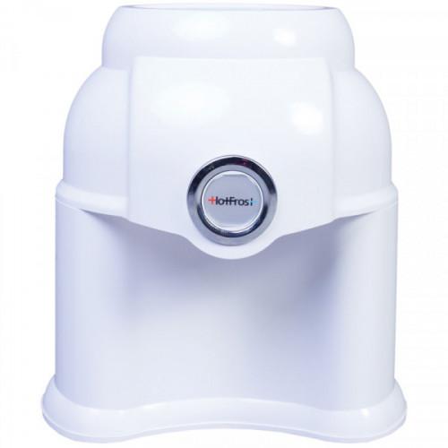 Кулер (раздатчик) для воды настольный HotFrost D1150R, комнатная, белый