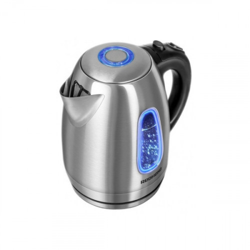 Чайник электрический Redmond RK-M183 серебристый 1.7 литра