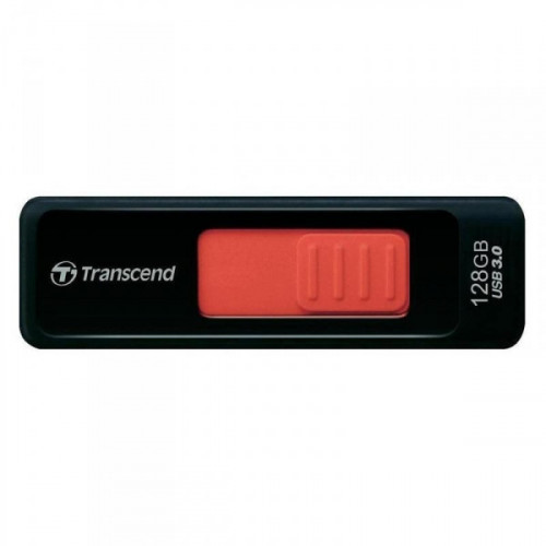 Флеш-память Transcend JetFlash 760 128Gb USB 3.0 черная