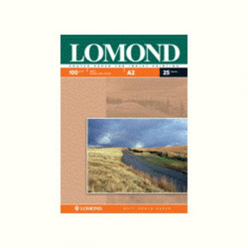 Бумага Lomond матовая односторонняя, А2, 230 г/м2, 25 листов