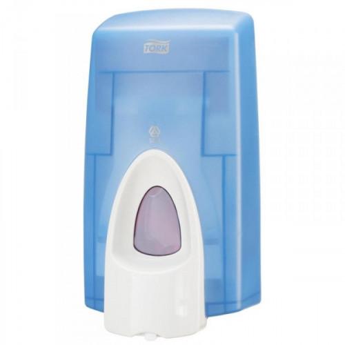 Дозатор для мыла-пены Tork S34 0,8л, синий