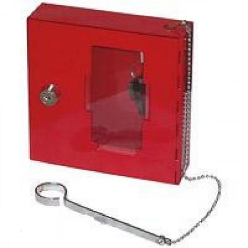 Шкаф для аварийного ключа Office-Force 20093 (150 x 40 x 150 мм)