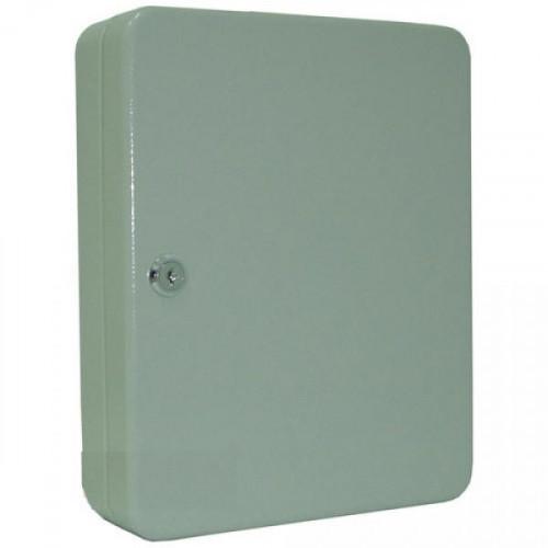 Металлический шкаф для 140 ключей Office-Force 20042 280х80х370 мм серый