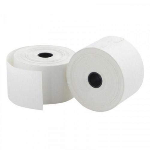 Чековая лента из офсетной бумаги 37 мм Promega jet (диаметр 60 мм, намотка 30 м, втулка 12 мм, 20 штук в упаковке)