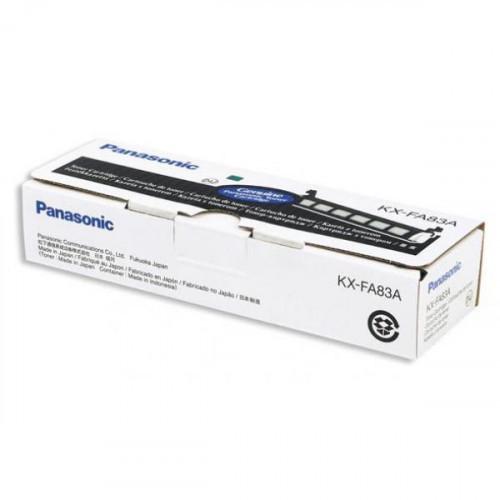 Тонер-картридж Panasonic KX-FA83A7/E черный оригинальный