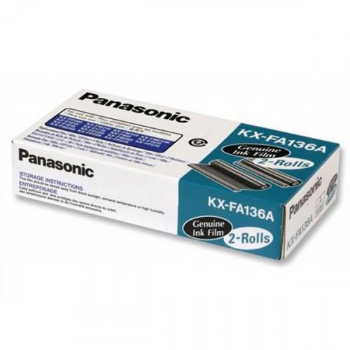 Термопленка Panasonic KX-FA136A7 черная оригинальная