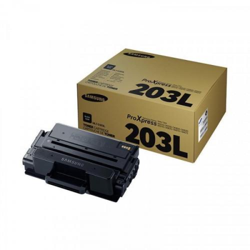 Картридж лазерный Samsung MLT-D203L черный оригинальный