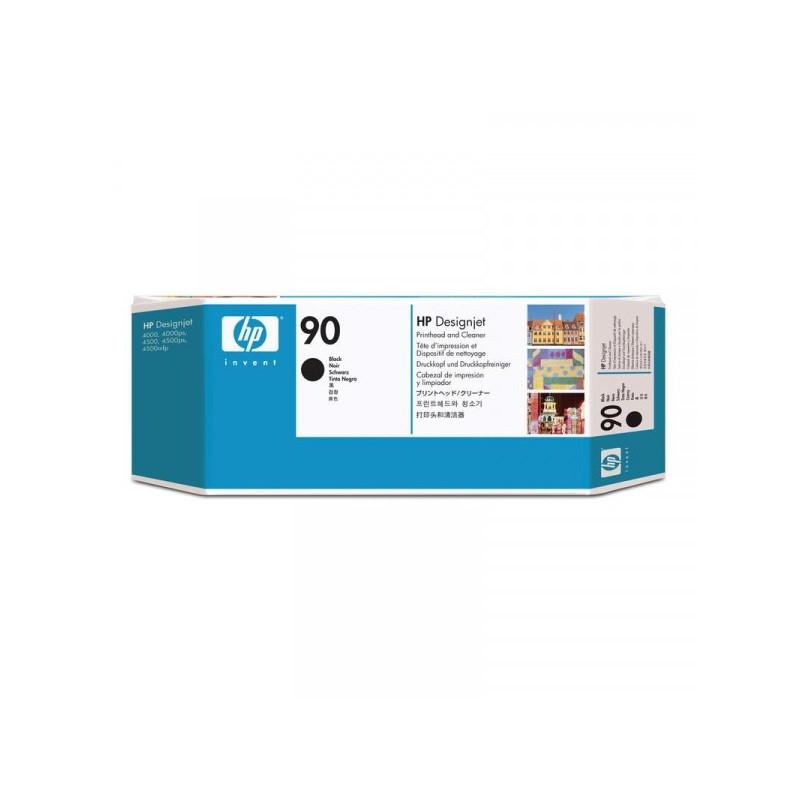 Головка печатающая HP 90 C5054A черная оригинальная