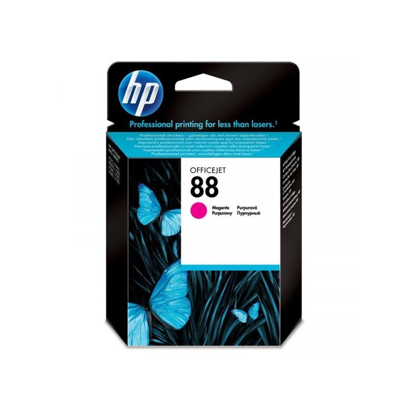Картридж струйный HP 88 C9387AE пурпурный оригинальный