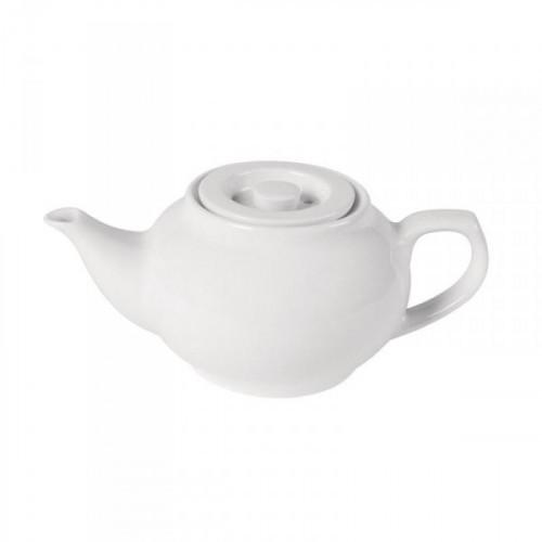 Чайник заварочный Cameo фарфоровый белый 390 мл