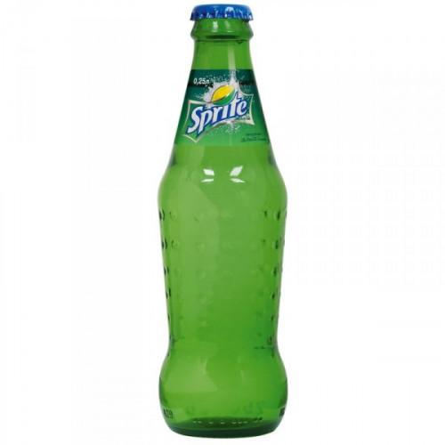 Напиток Sprite газированный 0.25 литра 12 штук в упаковке
