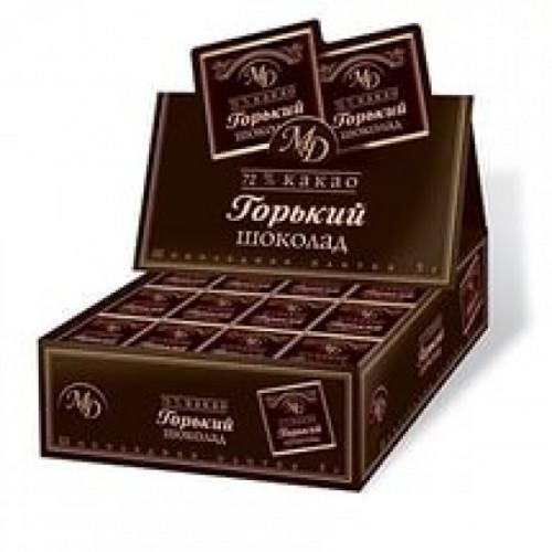 Шоколад Монетный двор горький 200 штук по 5 грамм