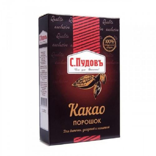 Какао-порошок С.Пудовъ 70 грамм