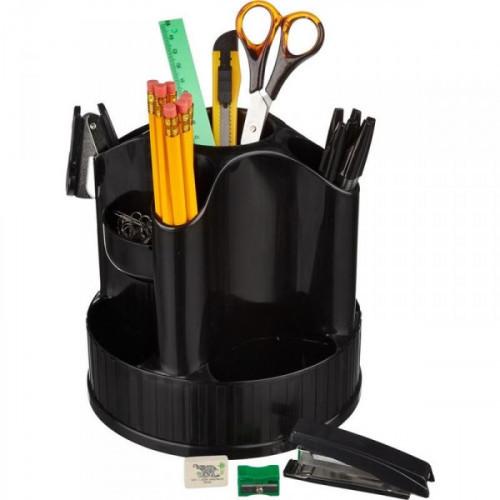 Набор настольный 21 предметов пластик 160х160х210 мм