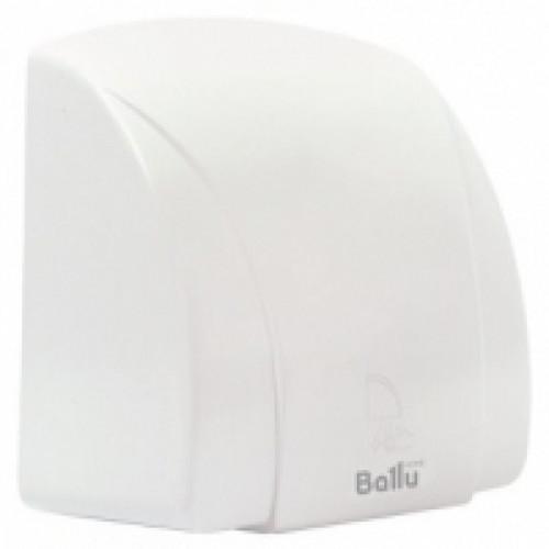 Сушилка для рук электрическая BALLU BAHD-1800, 1800 Вт, время сушки 25 секунд, металл, антивандальная, белая