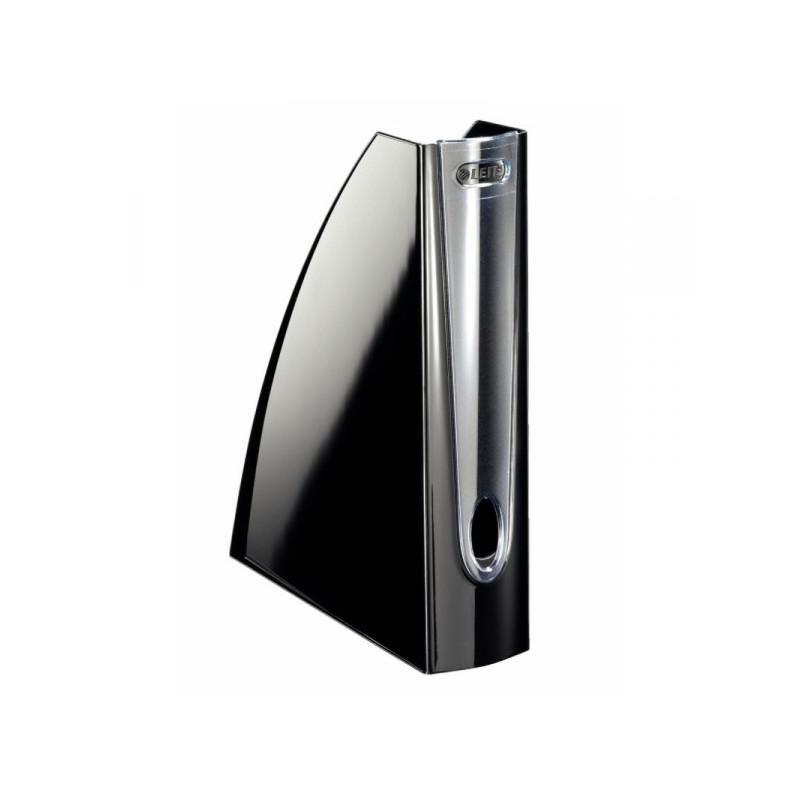Вертикальный накопитель Leitz Allura 75 мм черная жемчужина