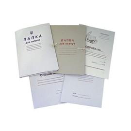 Папки картонные